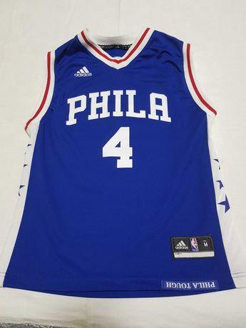 Баскетбольная футболка детская Philadelphia 76ers
