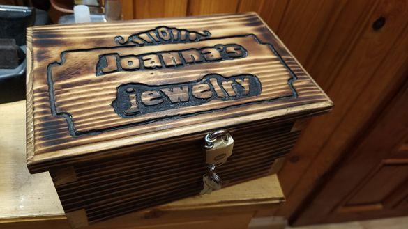 Ръчно изработени кутии за бижута