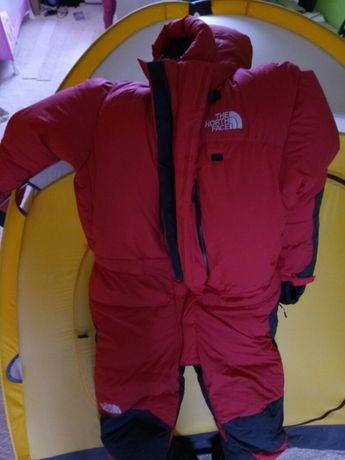 The north face himalaia suit