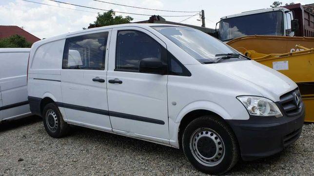 Mercedes-Benz Vito 110 CDi, Euro 5