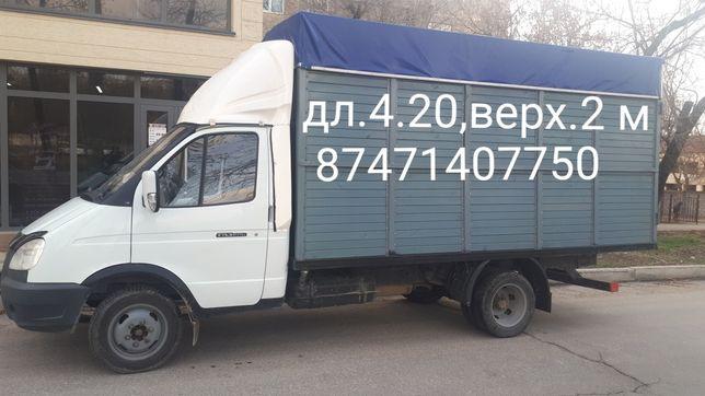 Грузоперевозки,газель,вывоз мусора Услуги газель шымкент алматы туркес