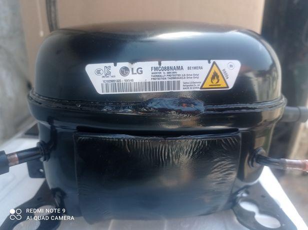 Инвекторный компрессор