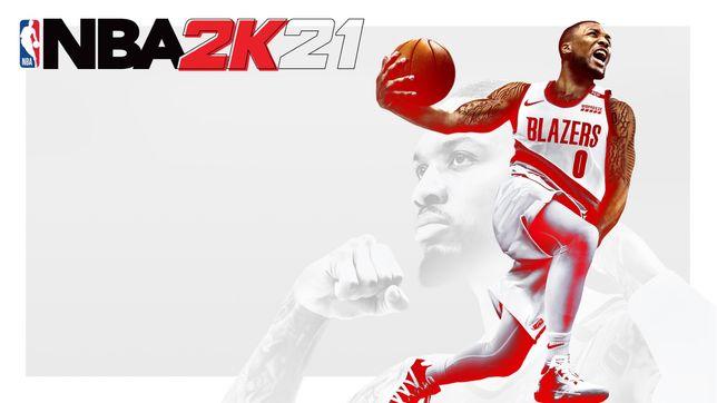 Аккаунт с игрой NBA 2K21 PS4