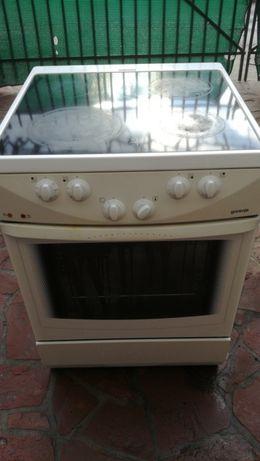 Готварска печка Gorenje Горение
