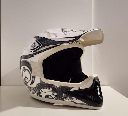 Casca motocross Nitro
