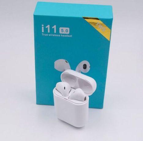 Bluetooth слушалки i11 TWS