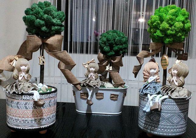 Copacei/ bonsai licheni