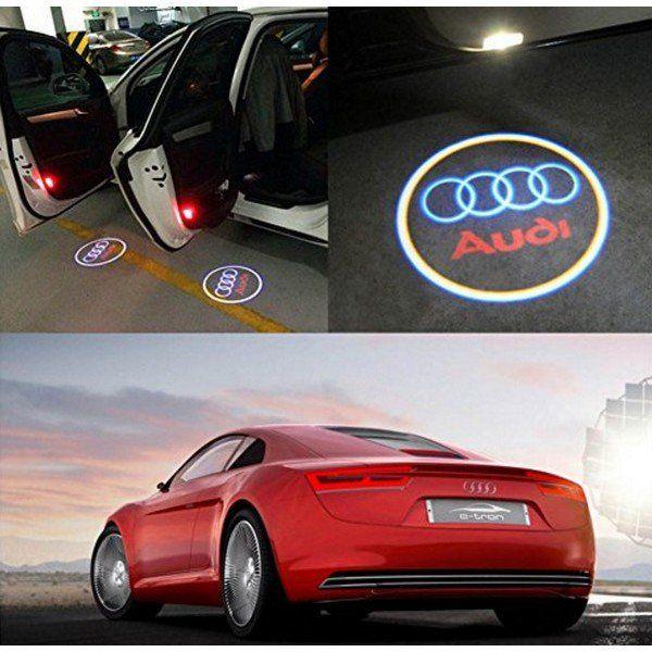 LED лого проектор за врати за Audi A3 A6 A7 Q3 Q7 R8 TT гр. София - image 1