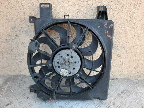 Electroventilator racire GM13171426, GM24467444pentru Opel Zafira B