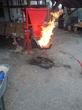 Универсална ретортна горелка