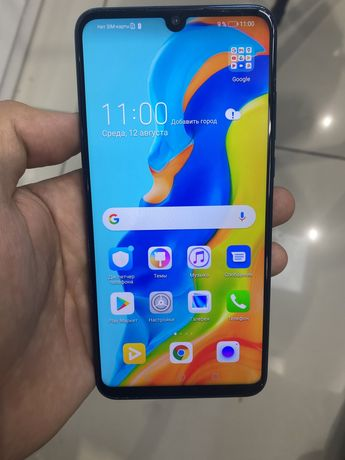 Huawei p30лайт 128гиг