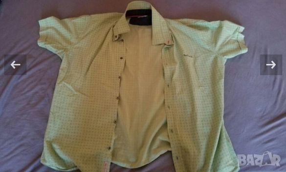 Ризи с къс ръкав и 1 с дълъг