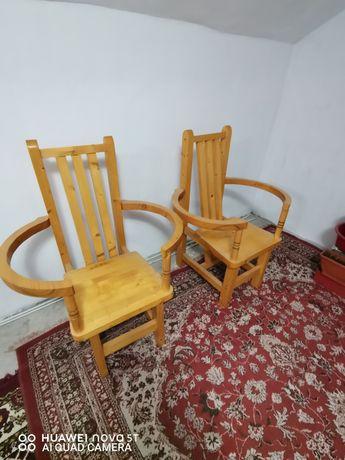 2 scaune rustice