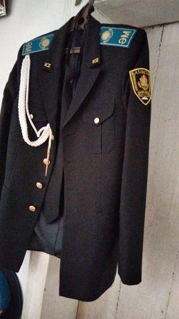 Военная форма курсанта