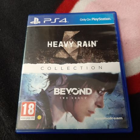 Beyond Two Souls Heavy Rain Collection