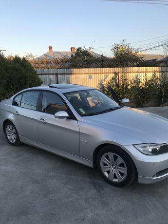 BMW 318D/E90 2006 , 169.000 KM Real , Trapa , Navi, Carte Service.