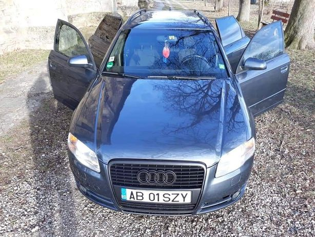 Vând Audi A4 B7