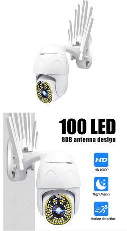 Camera Video Digitala Supraveghere Securitate Dome Interfon Alarma