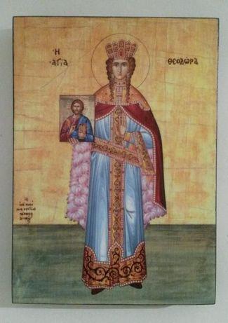 Икона на Света Теодора icona Sveta Teodora