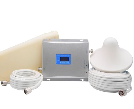 Усилитель сотового сигнала GSM + 2G + 4G + 4G+