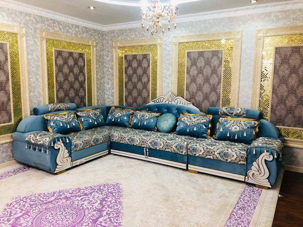 Диван  раскладной тахта, диван книжка, Диван угловой, Алматы.