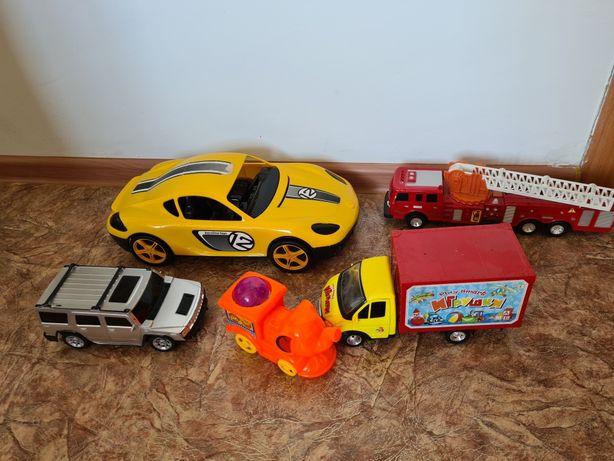 Набор игрушек,  машинки