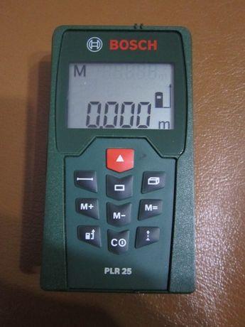 Telemetru Bosch PLR25