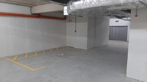Парко място в подземен гараж, кв. Изгрев, бл.196