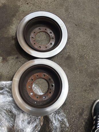 Продам тормозные диски на Lexus 570