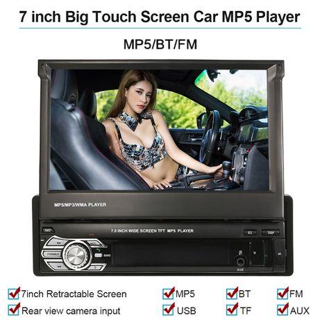 Dvd Auto Retractabil.ecran 7.0 inch Garantie 2 ani.