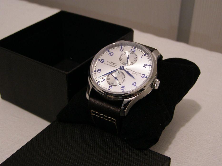 ceas de mana barbatesc mecanic automatic Parnis nou Bucuresti - imagine 1