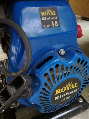 Бензинова водна помпа Einhell Royal 2.5 HP