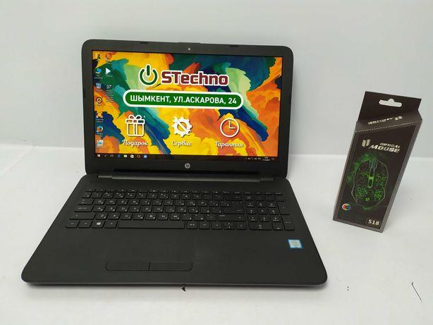 Ноутбук HP 15 I3-7020U Рассрочка 3мес! 1 год Гарантия !