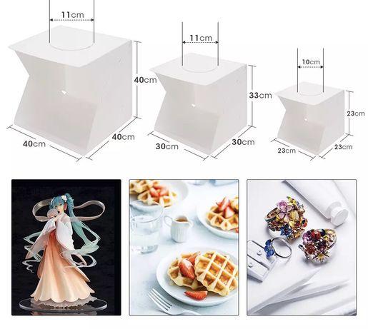 Кутия продуктова фотография фото професионални снимки Led sony студио