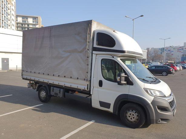 Transport international Romania-Italia