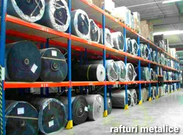 Rafturi metalice profesionale 7338x622