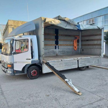 Camion Atego 2001