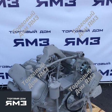 Двигатель ЯМЗ 236 М2-04