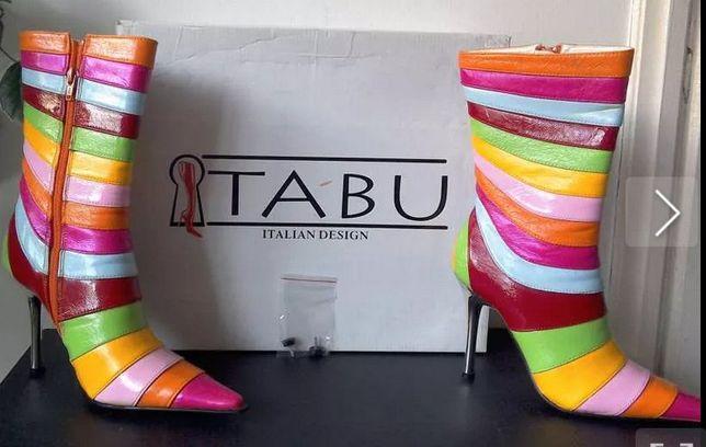 Cizme TABU - Italian Design