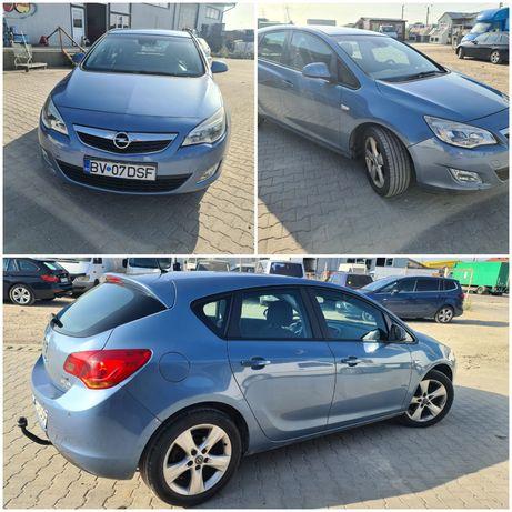 Opel Astra J 1.7 diesel