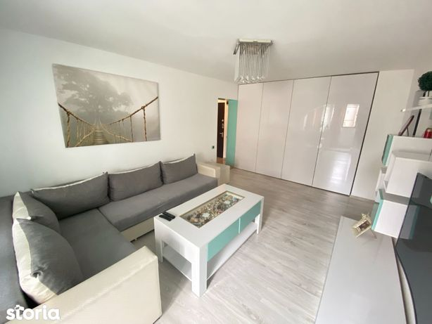 Apartament 4 camere CUG - Nicolina, LUX 88 mp, mobilat si utilat!