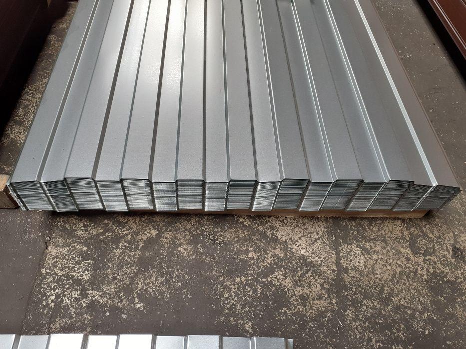 Tabla cutata zincata de 0,40 mm direct de la producator