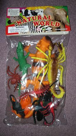 Set animale plastic