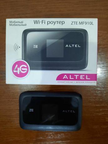 Wi-Fi роутер ZTE MF910L 4G