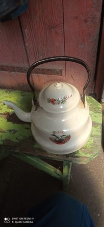 Cana de ceai  veche