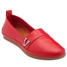 Дамски ежедневни обувки - естествена кожа