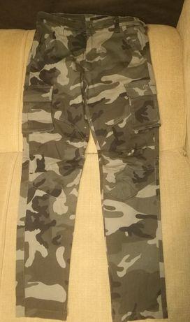 Pantaloni camuflaj vanatoare Kalibro M