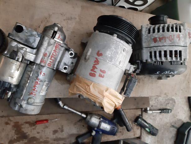 Electromotor Alternator Compresor de climă bmw f10 f11 b47d20a euro6