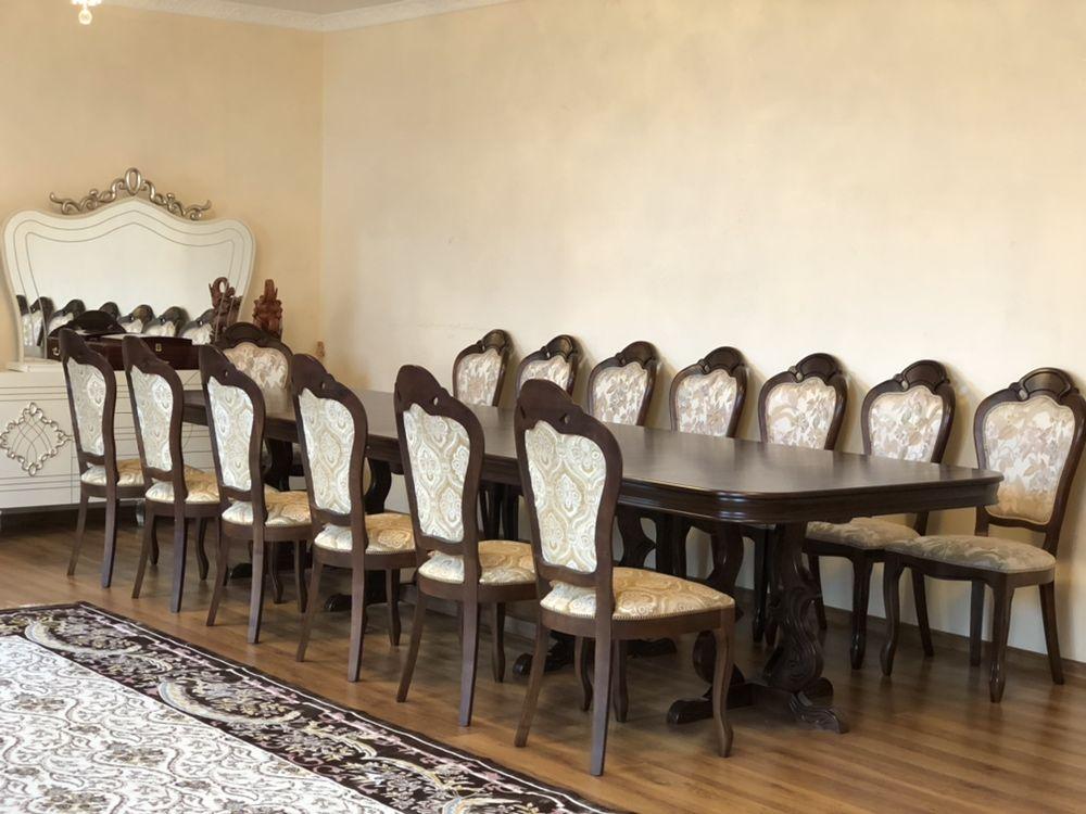 Гостевой стол со стульями