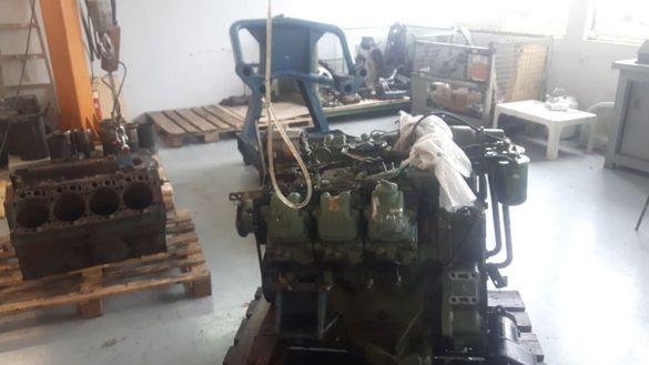 Основен ремонт на двигатели Мерцедес
